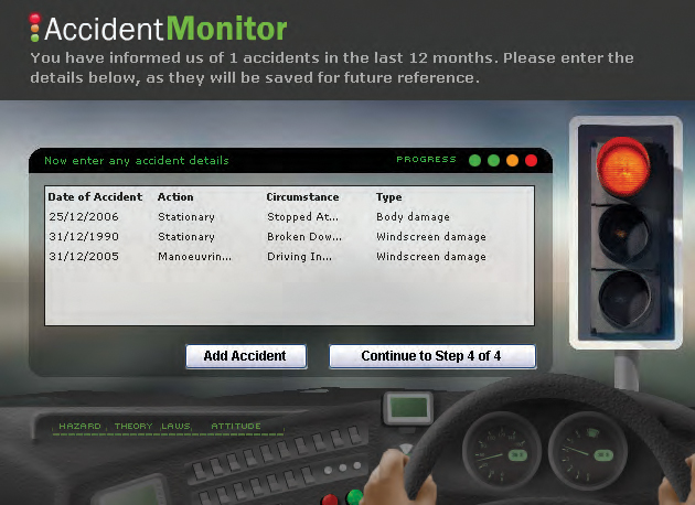 What is AccidentMonitor